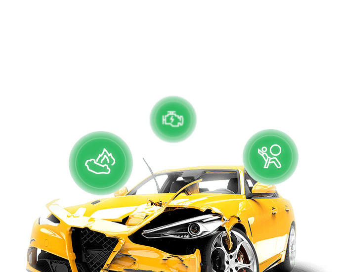 Выкуп битых машин